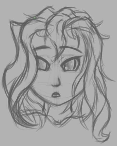 Thoughs on these faces?. Faces have always been my weakness. I always feel like a lot of my drawings would look much better if I just cropped the head off. Pret