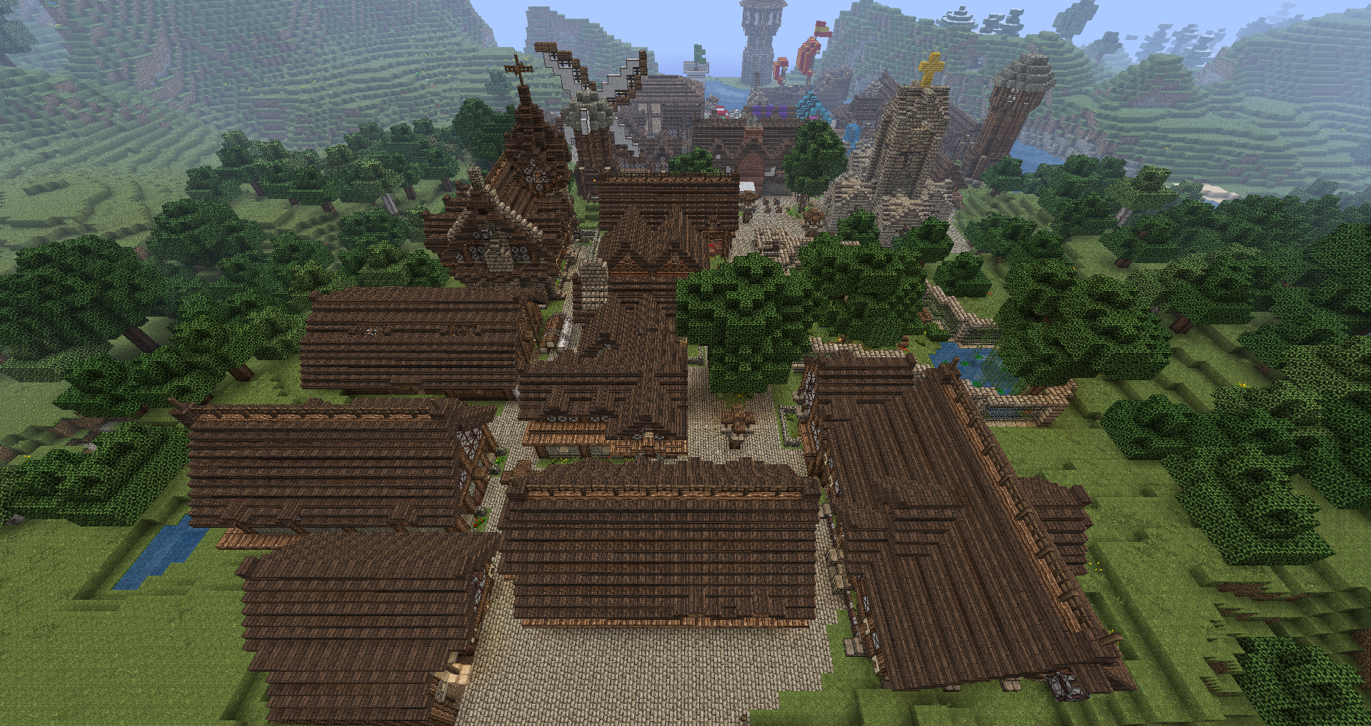 thought you guys would want a diff. view. You can also see some minor progress towards the bottom of the screenshot... I wooden wan't to live there! Only kidding that place looks pretty sweet man.