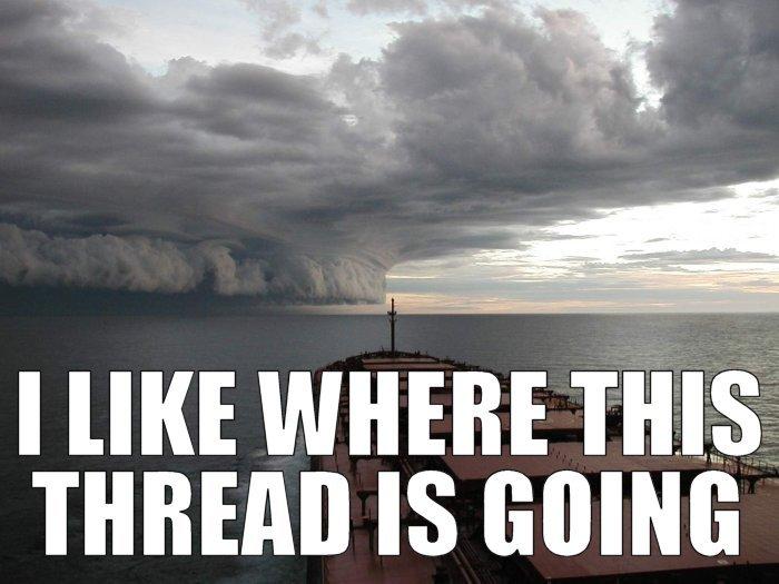 Thread. asdfjkl. I  IS (WING