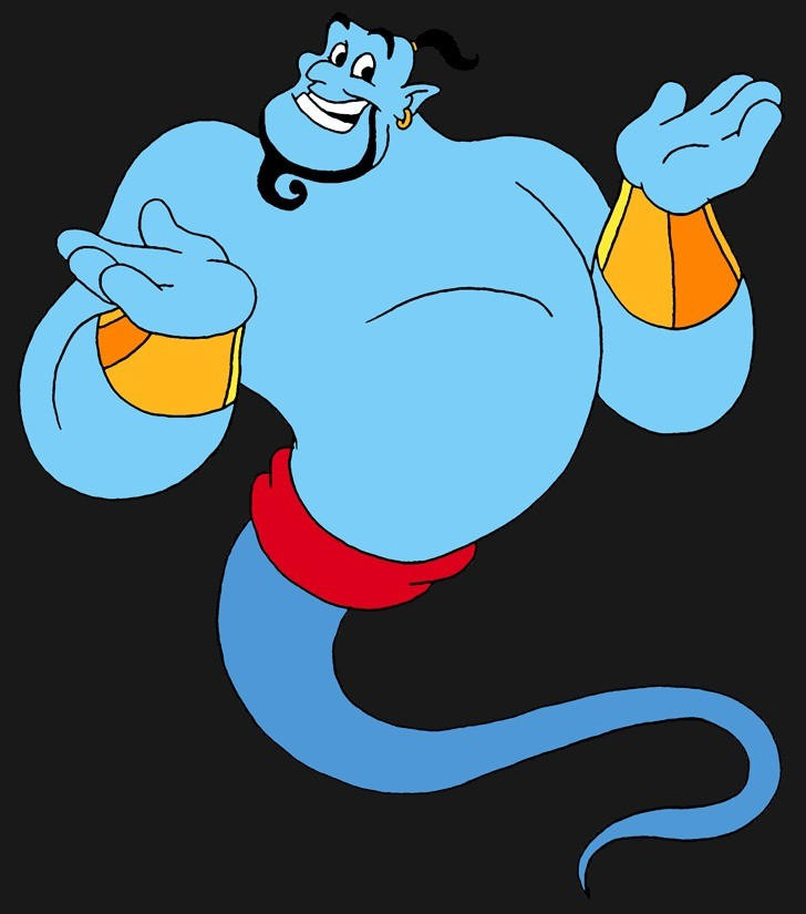 thumb up and a genie will grant your wi. .. I wish for Genie's VA to come back to us.