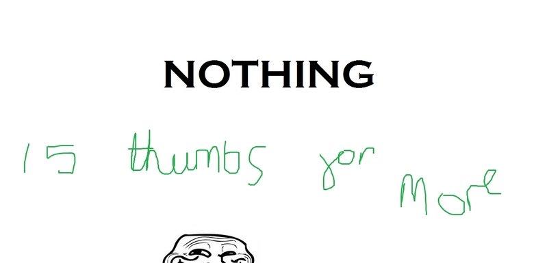 Thumb trolling. i have soooooooooooooo much more .