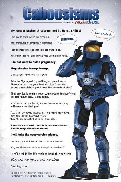 thumb up if you like red vs blue. . t In II In with [! hump. I INN. HUI frontt . Why don' t you just try walking on your hands. Then you our use your fool tor h