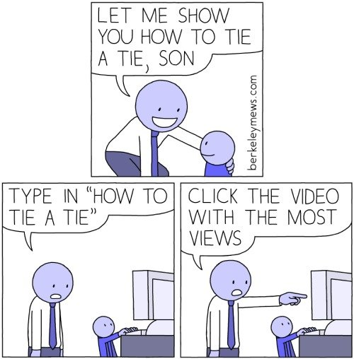 """Tie a tie like a tie.. . LET ME SHOW YOU HOW TC) TIE A TIE, SON berkelium mews .n:: a:: TYPE IN """"HON TO CLICK THE VIDEO TIE A TIE"""" WITH THE MOST. Itsthetie, How well can you tie a tie?"""
