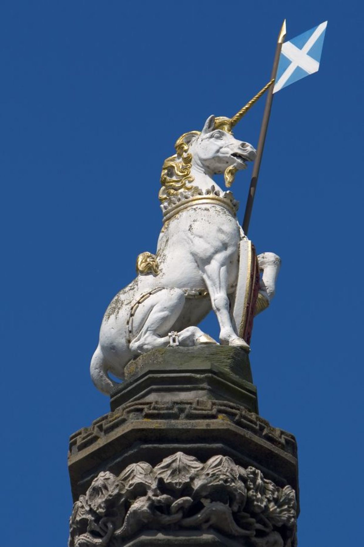 TIL Scottish National Animal is a Unicorn. .. An animal that doesn't exist for a country that doesn't exist
