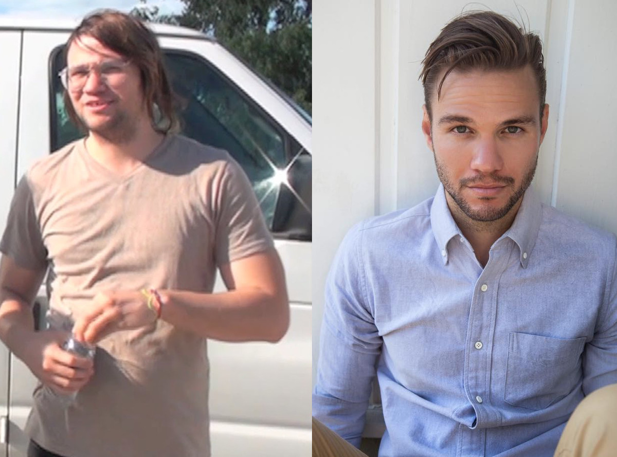 tilian pearson had a helluva glowup. .. That's the same guy???