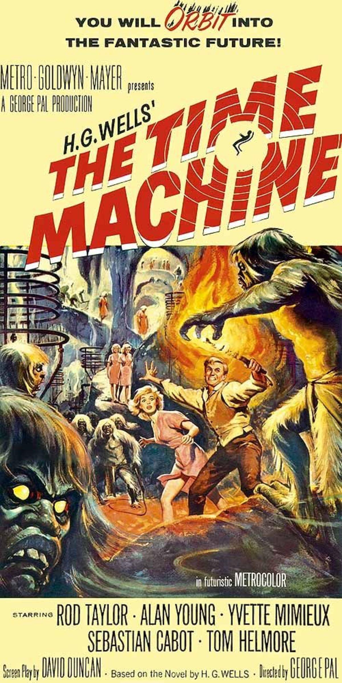 time machine. . 254 i/' Ill vou WILL tia INTO THE FANTASTIC FUTURE! in futuristic amagi t% ] _ritalin AN ! . LEMIEUX SEBASTIAN mam L' mm ] g My ., - Based on th
