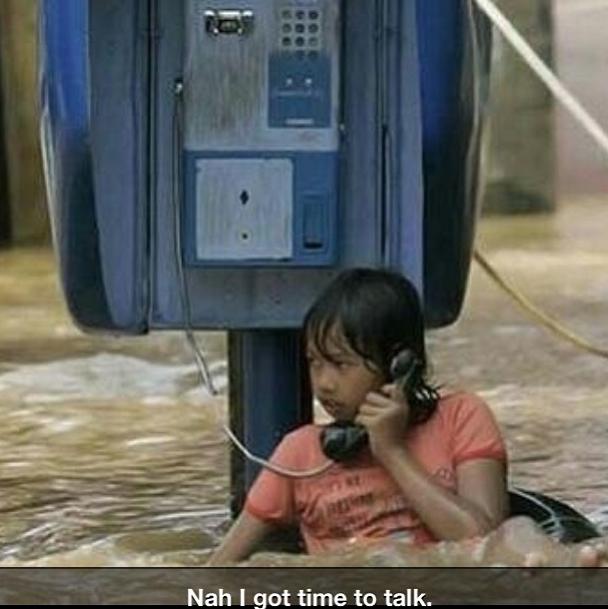 Time. Tags.. Nah I got time to talk.