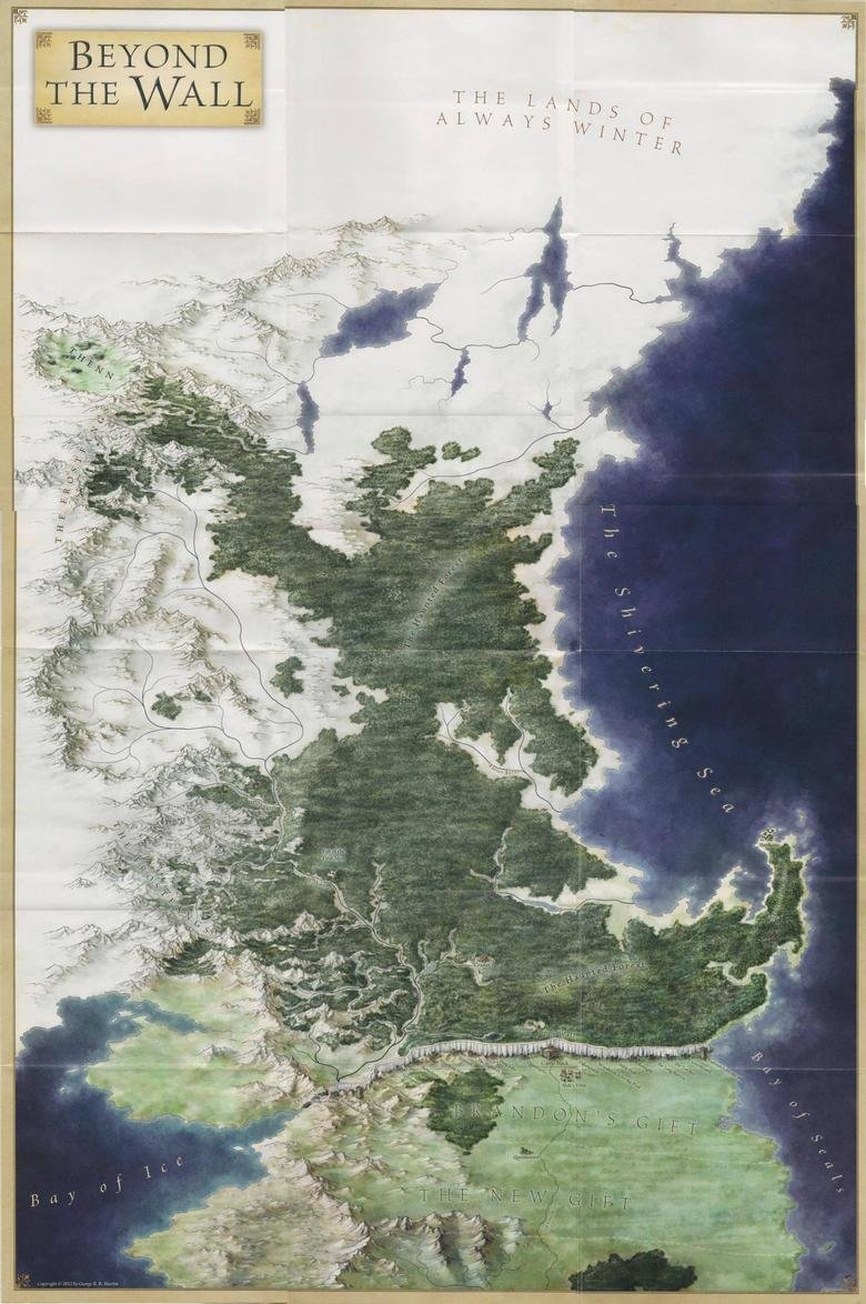 Time to get nerdy mofos. One more picture that was too big for FJ Maps of the GOT world, bretty cool if you ask me... Interactive map