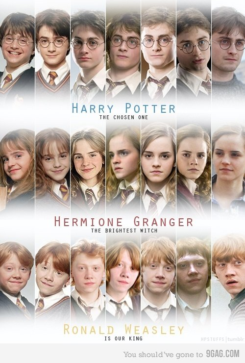 Time Flies. . HARRY POTTER THE OHDEER ENE HERMIONE GRANGER THE BRIGHTEST HITCH IS DUE KING fan shrould' : . BHM. Weasley is our King, Weasley is our King, He didn't let the Quaffle in Weasley is our King. Weasley can save anything, He never leaves a single ring,
