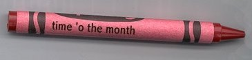 Time o Month. .. Every God damn Month....