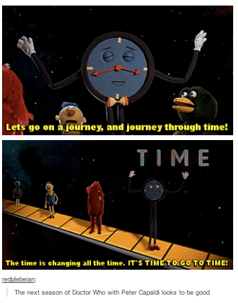 Time. .. Heres the source, you should watch its cute at first then gets all