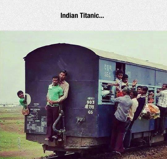 Titanic.... . Indian Titanic.... D E S I G N A T E D E S I G N A T E D