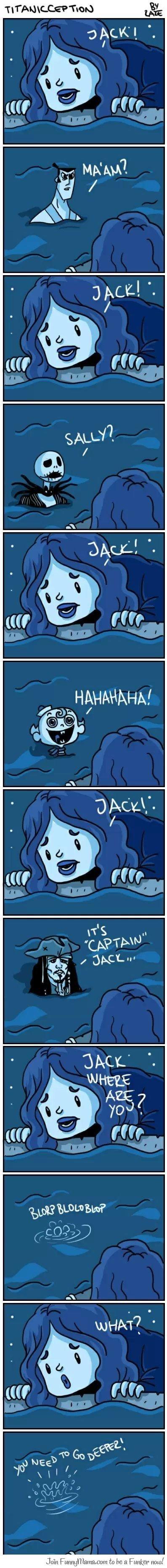 Titanicception. .