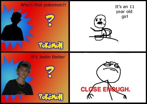 """title. i thinK its a repost but not sure. CL SEE """"Mil. He doesnt deserve to be called a pokemon"""