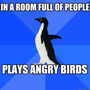 title. . IN A MOM Full BF I' PLAYS ANGRY BIRDS