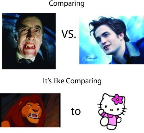 Title. . Comparing