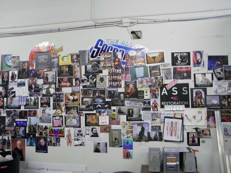 to much FJ. this is my FJ wall at work. I post the good pics I find on the wall for my customers to check out. OC/ repost.. Tally ho. Tiptop Job and all that.. Rather...