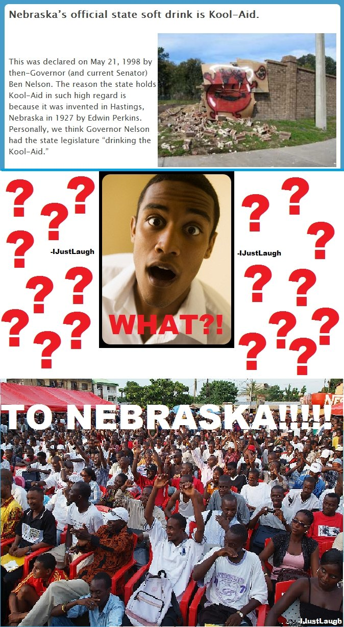 """TO NEBRASKA!. Made this earlier.<br /> Posting it now. haha. official Hate soft drink is -Rtrd. iir"""" Tim wen u: ien: eared can May 21, 131; and current Se"""