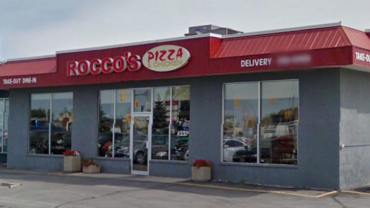 Today in Wholesome: Pizzeria reaches out to help robbers. Pizzeria Owner Approaches Family Who Robbed His Business Damian Penner, the owner of Rocco's Pizzeria