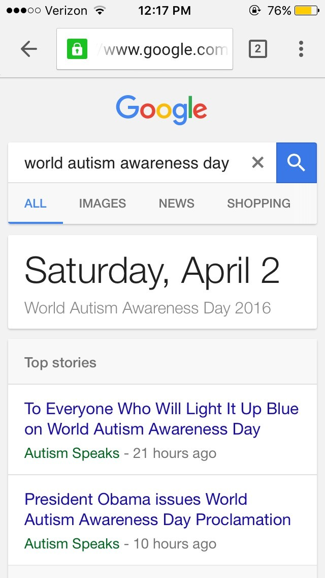 Today is our day funnyjunk!!!. Let's celebrate!. la l El world autism awareness day X 'ill, ALL IMAGES NEWS SHOPPING April fil World Autism Awareness Day 2016 T