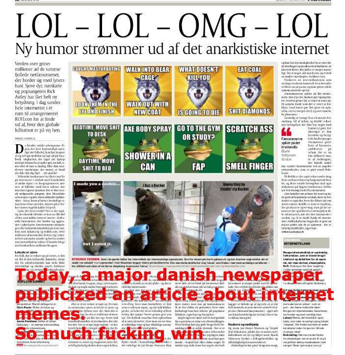 "Today In Top News. win. up any an H II lit/ humor swimmer det internet Will mer gum: der brotify Sig med baters Idkk Astly her fter heh ""Y betiding I Me I It FI"