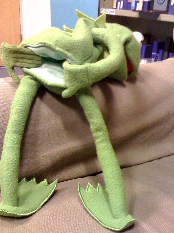 Toadse. .. Hey look, everybody, its hotkinkyjo