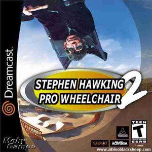 tony hawk? TONY HAWK. yeah man. Dreamcast. that would b interesting.