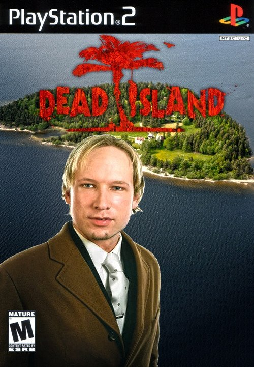 Too Soon?. Dead Island.. I guess I'll see you guys in hell!