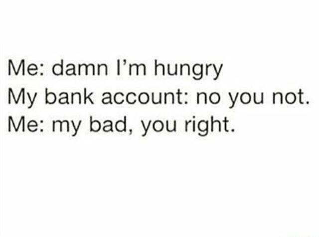 too true. .