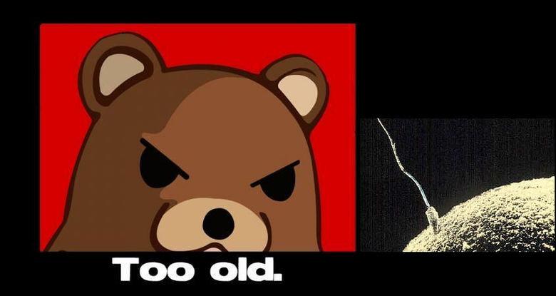 too old!. .. baller