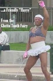 Tooth Fairy. What has been seen??.