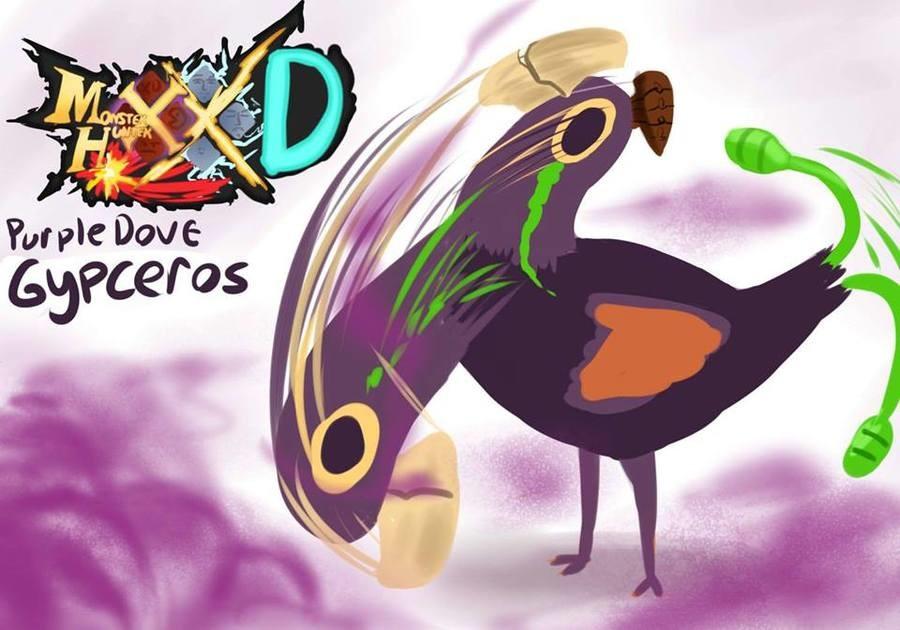 Trash Bird. .