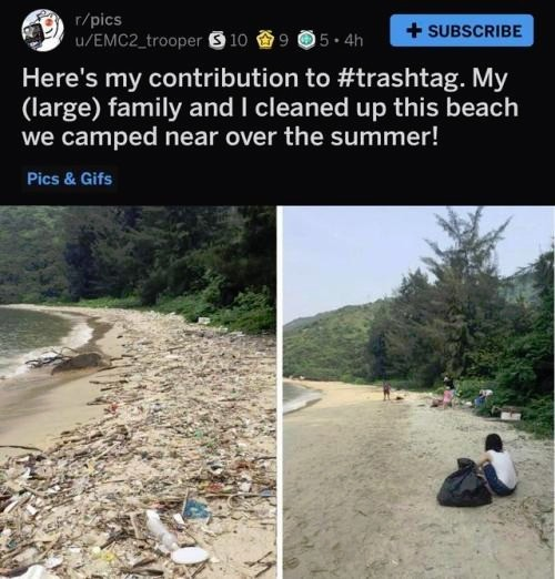 Trashtag. join list: HappyThoughts (1573 subs)Mention History.. oh everyone is going to get ofa