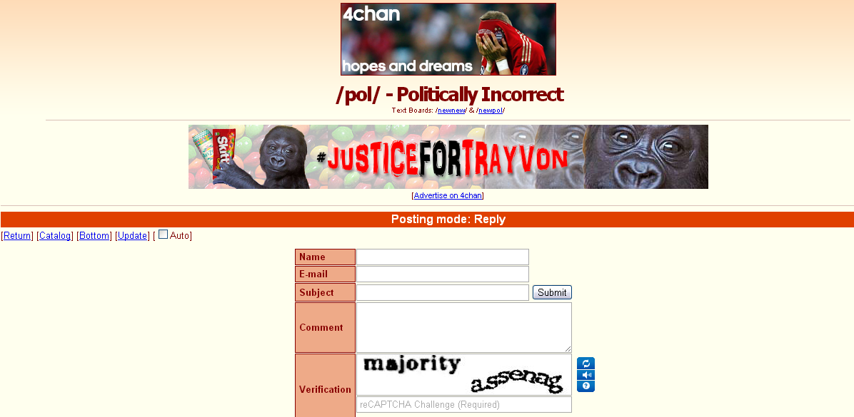 TrayTray. someone paid to put that there. ychan hopes and dreams , it . I pull - Politically Incorrect Text Boards: /nedm_ nettet&/ nii_ / Posting mode: Reply I