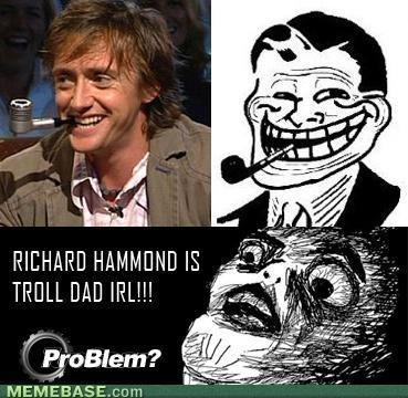 Troll Dad. Sorry if repost. Ptolemy' efd MEMEBASE, typa