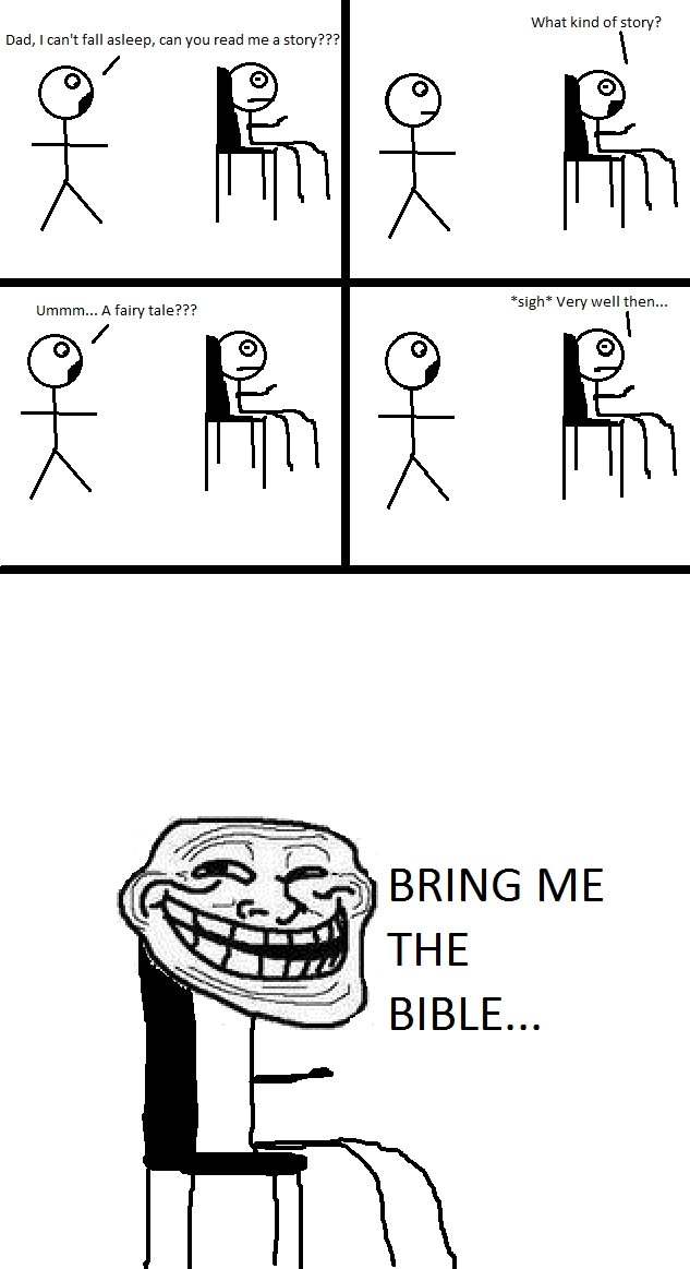"""Troll Dad. <a href=""""pictures/1150693/YOU+MISSED+A+FEW+SPOTS/"""" target=blank>funnyjunk.com/funnypictures/1150693/YOU+MISSED+A+FEW+SPOTS/</a>"""