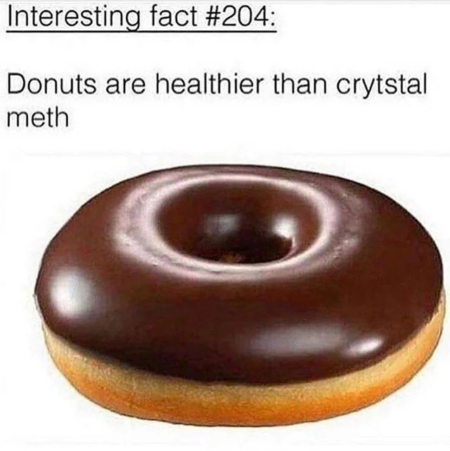 tru. .. Well, good science is verifiable, falsifiable, and repeatable. Imma need 1xWalter White and 1x Krispy Kreme for some Science