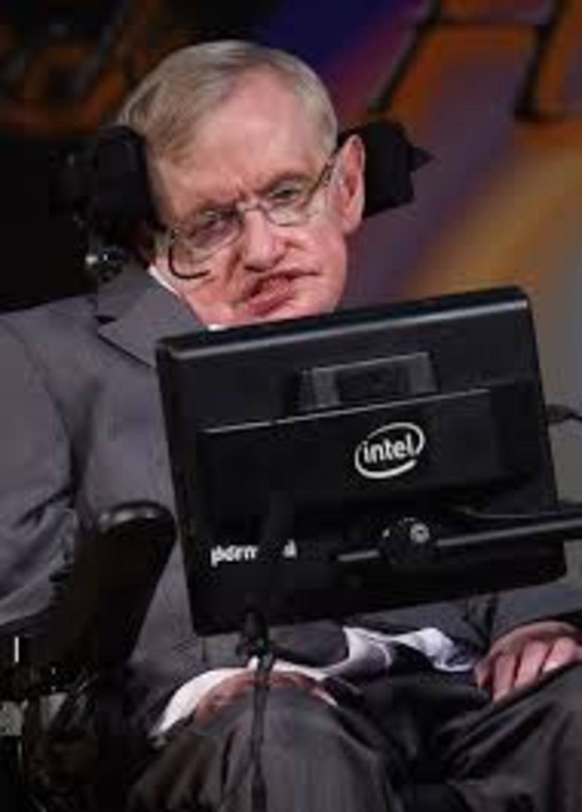 True facts. DID YOU KNOW: Stephen Hawking is actually just a vegetable sitting in a wheelchair; he is the host body for the Google AI.
