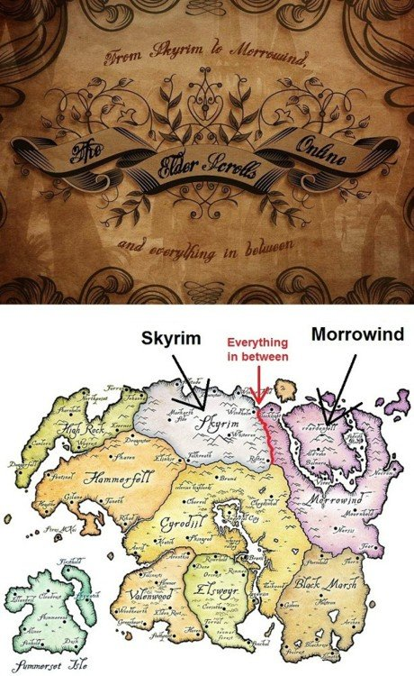 True Facts. only to be found in between.. Marrowind Everything. excuse moi but where is kanto
