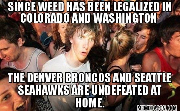 True Facts. Thumbs for legalized weed.. commune mm lli, llittle. t 'it HOME. Except they still get drug tested for it, and therefore have not been getting high themselves