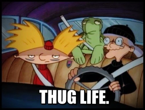 True Gangsters. .