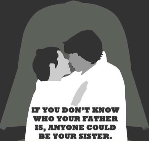 True lesson from starwars. . WHO TOUR I' I.' l' VIII. Doesn't matter kissed carrie fisher when she was hot