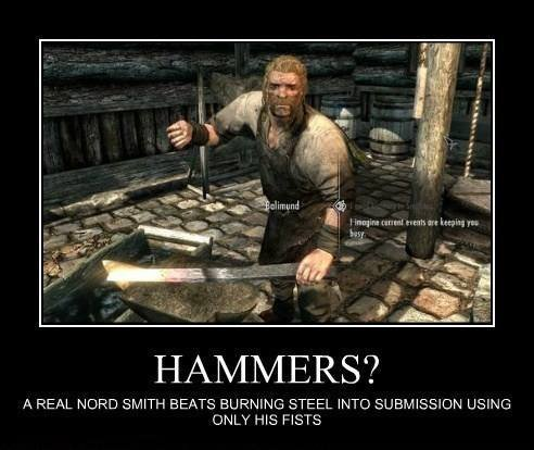 True Nords. . ill REAL SMITH BEATS BURNING STEEL INTO $; ) N USING