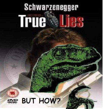 True Lies. OC..