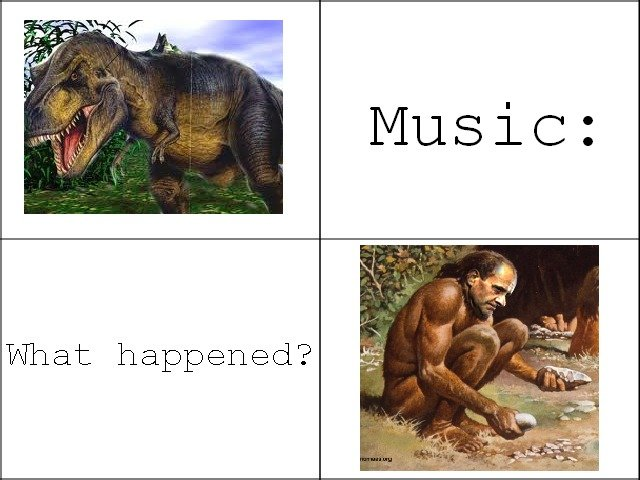 True music!. creds to the two posters before me for the idea.