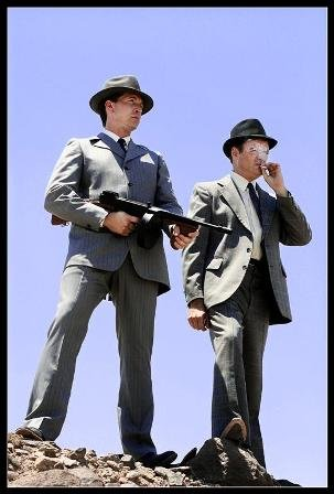 """true gangsters. These guys would make todays """"gangsters"""" piss ther pants."""