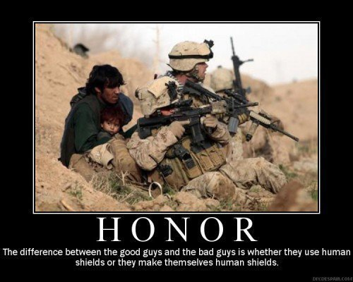 True Courage. these men have sacrificed everything to let us do what they want happy late vets day. The difference between the gotoh guys and the bad guys is wh