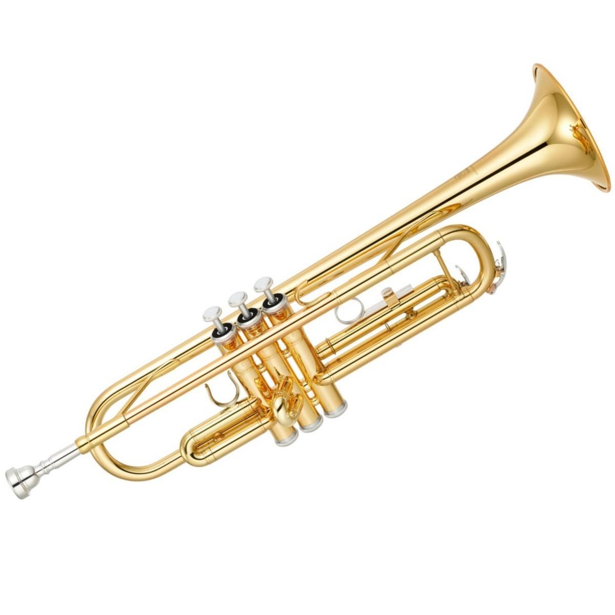 Trumpette. .. Is my trombone showing?