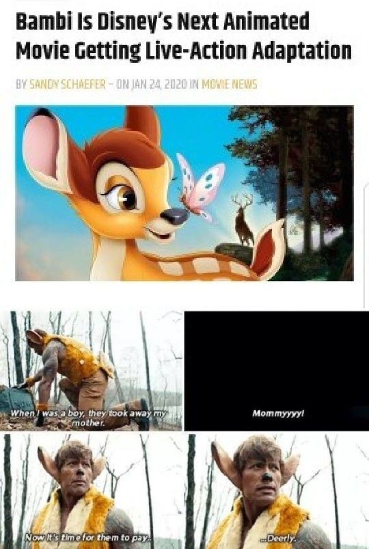truuu 😂😂😂. .. You know all these Disney remakes make alot more sense when you realize it has 0 to do with reimagining your child hood wonder or some nonsense and everything t