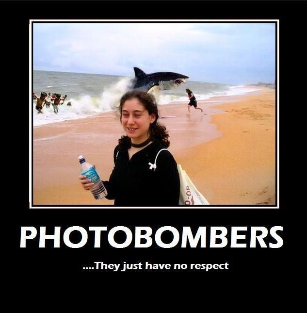 twenty. . PHOTOBOMBS RS have no respect. I'm not gonna lie I lol'd a little.